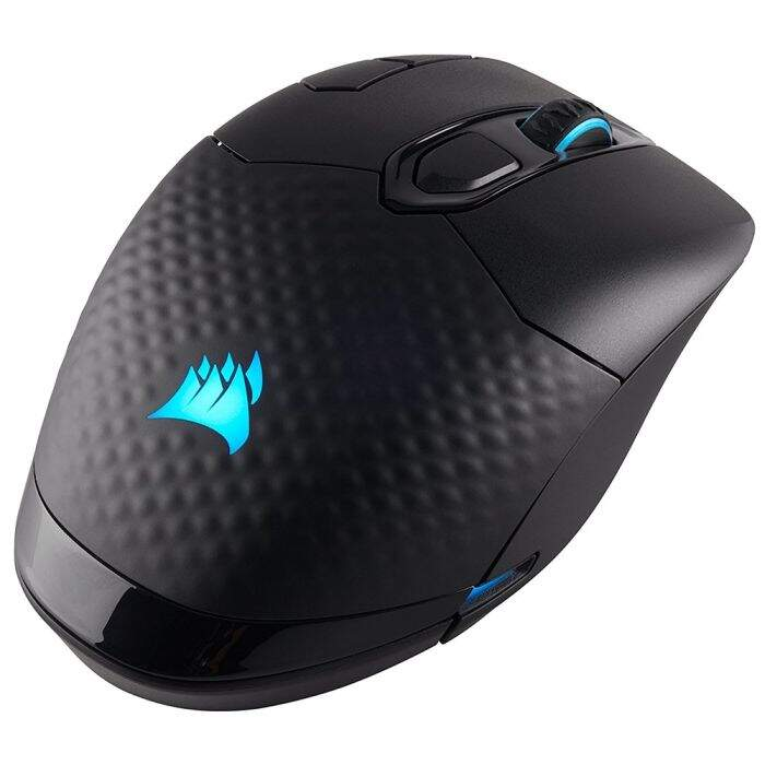 # PROMOÇÃO # Mouse Corsair Gaming Dark Core RGB Optico 16000dpi Wireless - CH-9315211-NA
