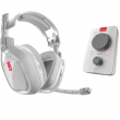 Fone Gamer Astro A40 TR Headset + Mixamp PRO TR White Edition - PC, XBOX ONE, MAC, SWITCH