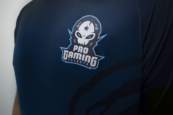 # BLACK NOVEMBER # Camiseta de Treino Oficial ProGaming Esports Skull Edition
