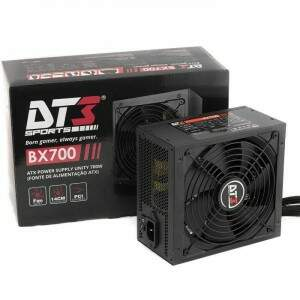 Fonte Atx DT3 Sports BX700 700w 80 Plus Bronze Modular
