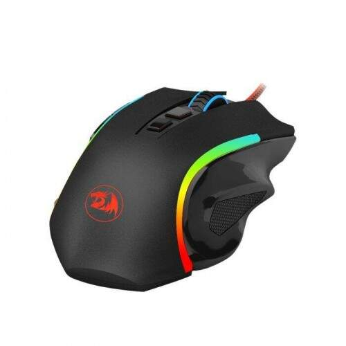 ** OPENBOX ** Mouse Gamer Redragon Griffin Chroma 7200dpi M607