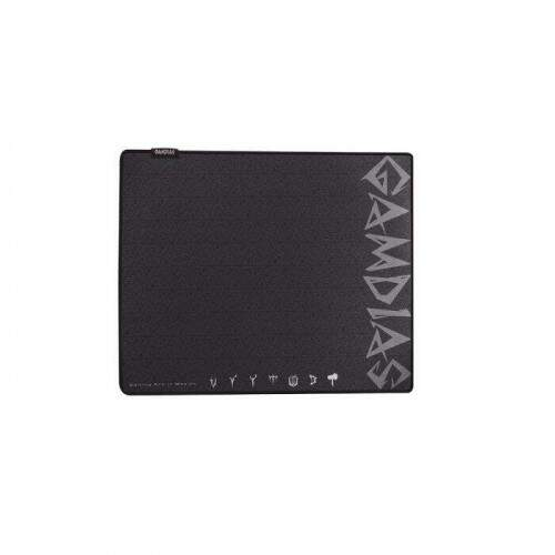 # BLACK NOVEMBER # MousePad Gamer Gamdias Nyx GMM2300 Speed Medium 350x280mm