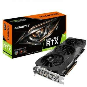 Placa de Vídeo Gigabyte Geforce RTX 2080 Ti WindForce3 11GB GDDR6 - GV-N208TWF3-11GC