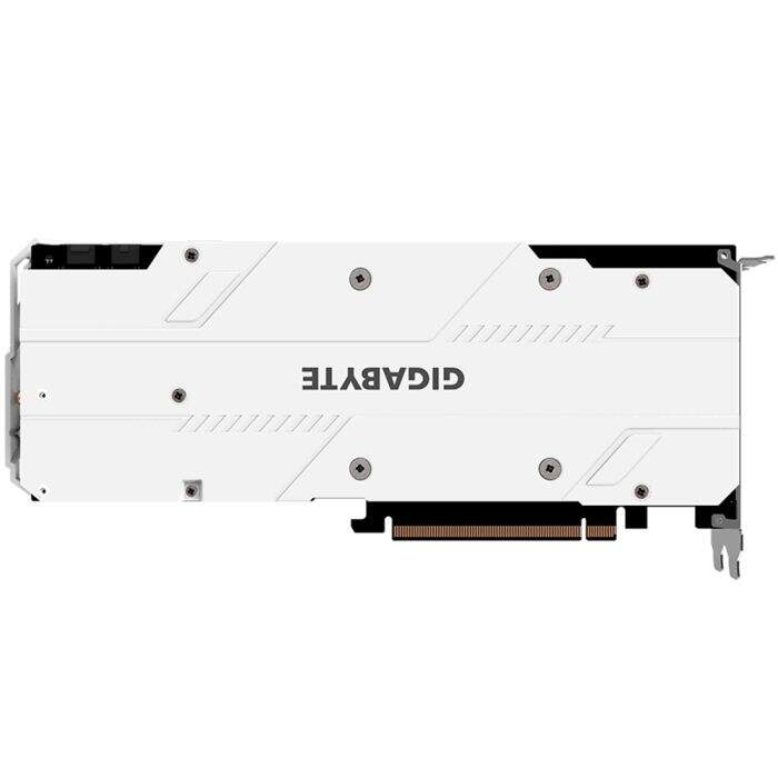 Placa de Vídeo Gigabyte Geforce RTX 2070 Gaming OC White 8GB GDDR6 - GV-N2070GAMINGOC WHITE-8GC