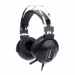 # BLACK NOVEMBER # Fone Gamer Redragon Ladon USB 7.1 Surround H990 Preto com Noise Cancelling Ativo