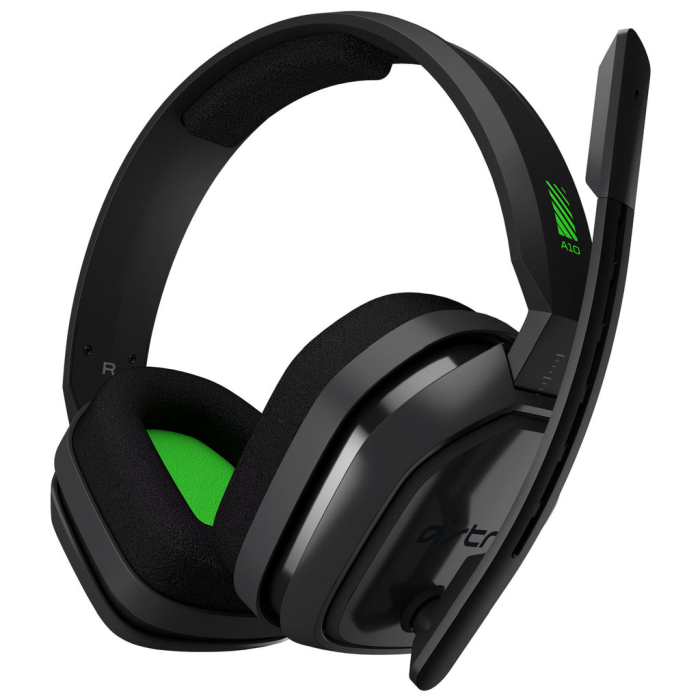 **OPENBOX** Fone Gamer Astro A10 Headset Green Edition - PC, PS4, XBOX ONE, MAC, SWITCH