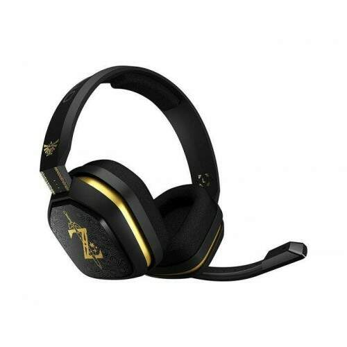 Fone Gamer Astro A10 Headset Zelda Edition - PC, PS4, XBOX ONE, MAC, SWITCH