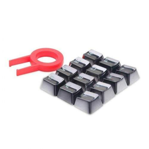 Kit de Teclas Gamer Redragon Grey Keycaps - A103GR