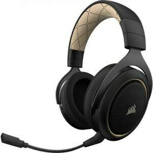 Fone Gamer Corsair HS70 SE Wireless 7.1 Surround Cream - CA-9011178-NA