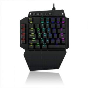 Teclado Gamer Redragon Mecânico IDA K583 RGB Switch Blue MK.2