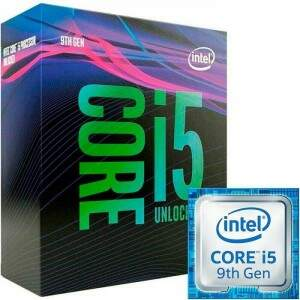 Processador Intel Core i5-9400F Coffee Lake, Cache 9MB, 2.9GHz (4.1GHz Max Turbo), LGA 1151 - BX80684I59400F
