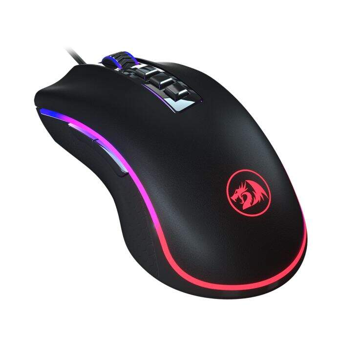 **OPENBOX** Mouse Gamer Redragon King Cobra Chroma 24000dpi M711-FPS