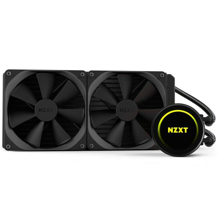 WaterCooler NZXT Kraken X62 280mm Intel e AMD - RL-KRX62-02