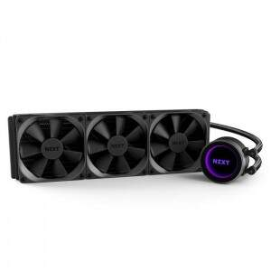 WaterCooler NZXT Kraken X72 360mm Intel e AMD - RL-KRX72-01