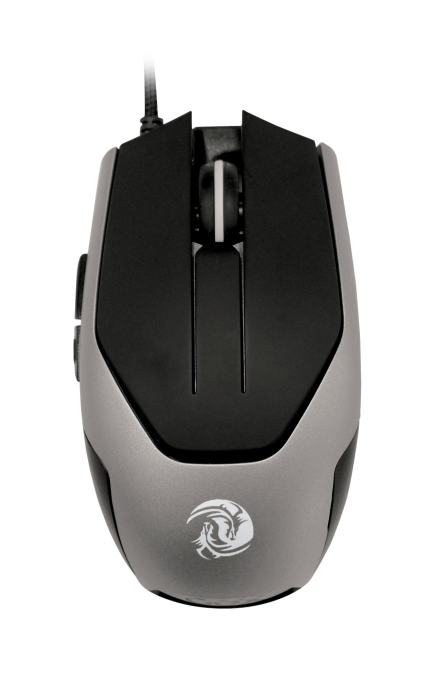 Mouse OEX Gaming Blaze MS311 3200dpi Cinza