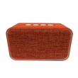 Speaker OEX Gaming Weave SK407 10W Laranja Bluetooth