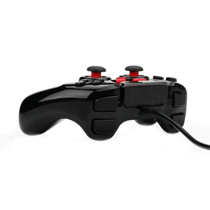 **OPENBOX** Controle Redragon Seymour 2 Black p/ PC & PS3 - G806-1