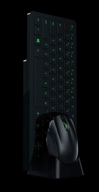 **OPENBOX**  Combo Razer Turret - Lapboard e Mouse Wireless