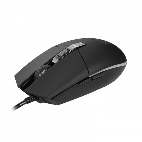 Mouse Gamer Motospeed V50 RGB 4000DPI Preto