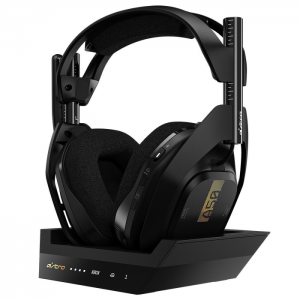 Fone Gamer Astro A50 Wireless + Base Station GEN4 Xbox One/PC Dolby Áudio V2 - 939-001681