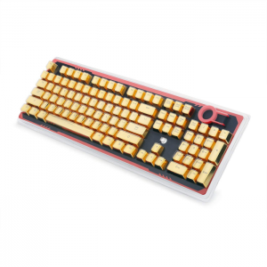 Kit de Teclas Gamer Redragon Double Shot Keycaps - A101G - 104 Teclas - Padrão US