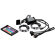 Kit com 2 Fitas de Led Deepcool RGB 50cm c/ Controle Remoto - DP-LED-RGB350