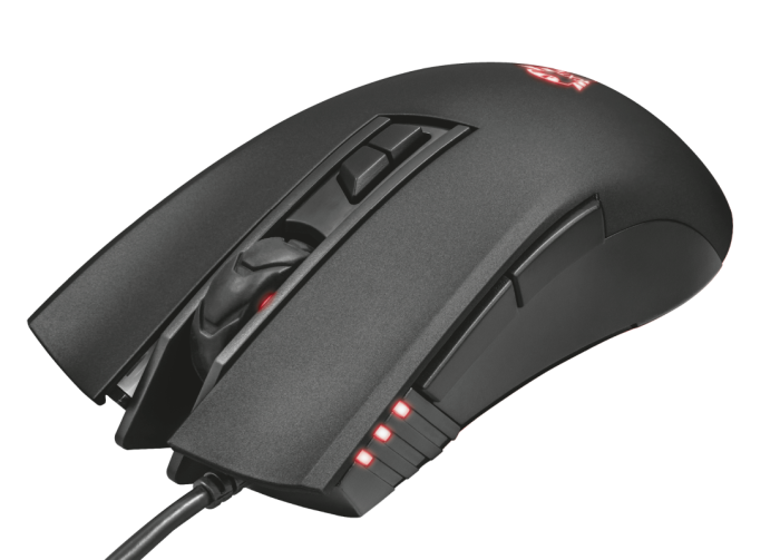# BLACK NOVEMBER # Mouse Trust Gamer GXT 121 Zeebo Illuminated 3.200 DPI