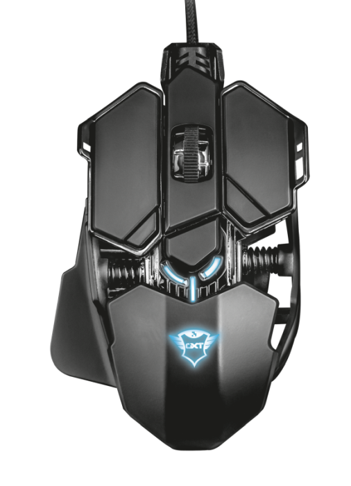 Mouse Trust Gamer GXT 138 X-Ray Illuminated 4.000 DPI T22089