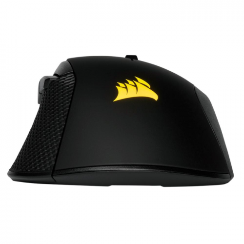 Mouse Corsair Gaming Ironclaw RGB Óptico Black 18000dpi CH-9307011-NA