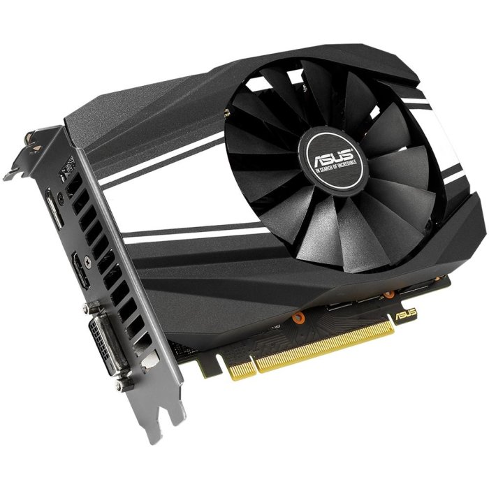Placa de Vídeo Asus Phoenix NVIDIA GeForce GTX 1660 6GB, GDDR5 - PH-GTX1660-O6G