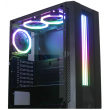 # BLACK NOVEMBER # Gabinete Rise Mode Glass 03 Mid Tower c/ 3 Fans RGB Vidro Temperado - RM-CA-03-RGB