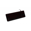 # BLACK NOVEMBER # Teclado Mecânico Gamer Dazz Alpha Red - Switch Gateron Red - 625332