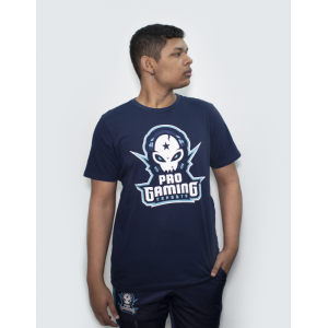 # BLACK NOVEMBER # Camiseta Casual Oficial ProGaming Esports Blue