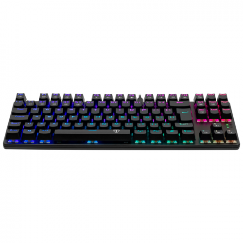 **OPENBOX** Teclado Mecânico Gamer T-Dagger Bora RGB Switch Outemu Brown ABNT2 - T-TGK315-BROWN