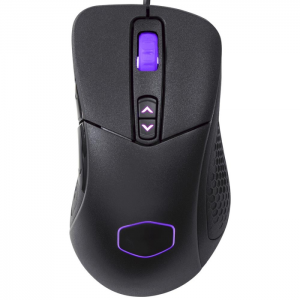 Mouse Gamer Cooler Master MM531, RGB, 7 Botões, 12000DPI - MM-531-KKWO1