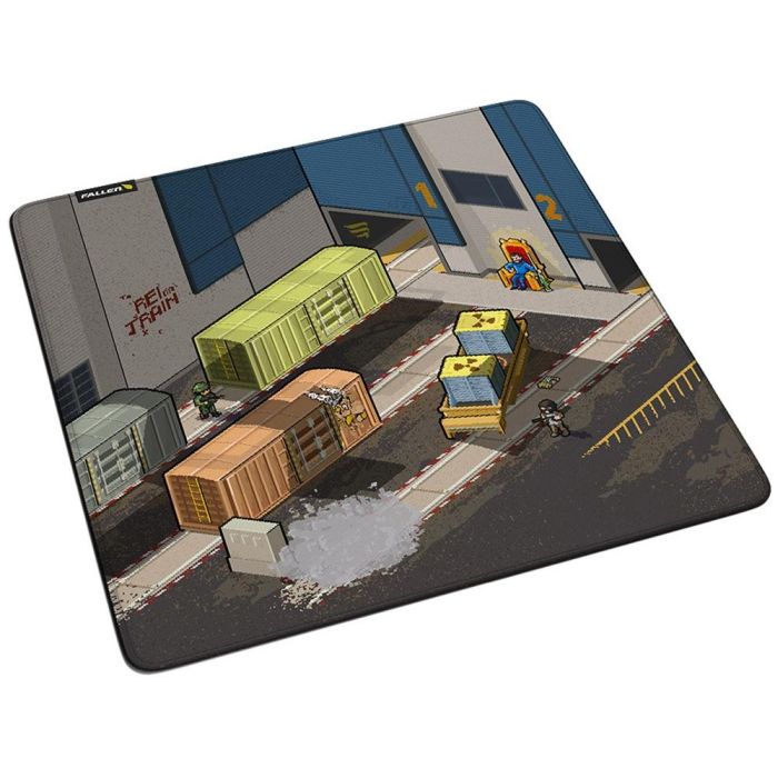 Mousepad Gamer Fallen Train Speed Grande 45 x 45 cm
