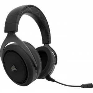 Fone Gamer Corsair HS70 Wireless 7.1 Surround Carbon - CA-9011179-NA