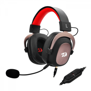 Fone Gamer Redragon Zeus H510 USB 7.1 Surround