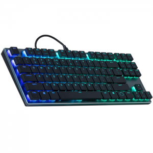 Teclado Gamer Mecânico Cooler Master SK630 RGB Switch Cherry MX Low Profile RGB ABNT2 - SK-630-GKLR1