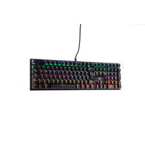 Teclado Mecânico Gamer Dazz Rapid Fire Fps Pro Multiple Switch Outemu ABNT2