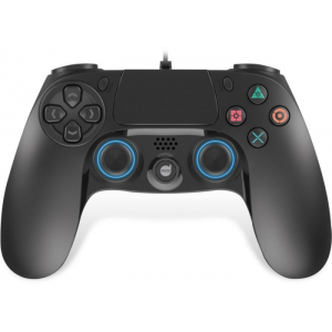 # BLACK NOVEMBER # Controle Dazz Shadow Bluetooth para PS4 - 625146