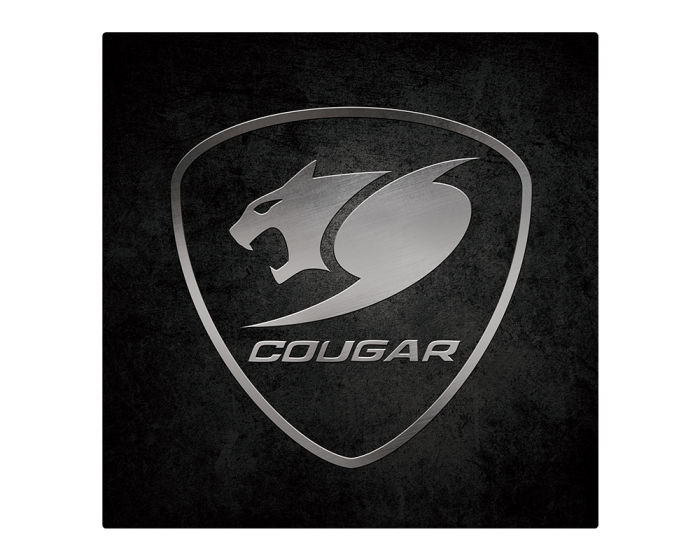 Tapete Gamer Cougar Command para Cadeira Extended 110 x 110 cm - 3MCOMFMB.0001