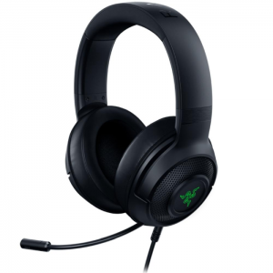 Fone Gamer Razer Kraken X USB 7.1 Surround Preto - RZ04-02960100-R3U1