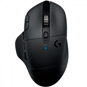 Mouse Logitech Sem Fio G604 Hero Lightspeed Wireless 16k, Bluetooth, 15 Botões, 16000 DPI - 910-005648