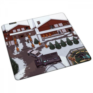 Mousepad Gamer Fallen Chale Speed Grande 45 x 45 cm