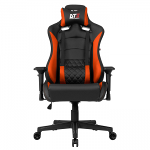 Cadeira Gamer DT3 Sports Ravena Black Orange - 11540-1