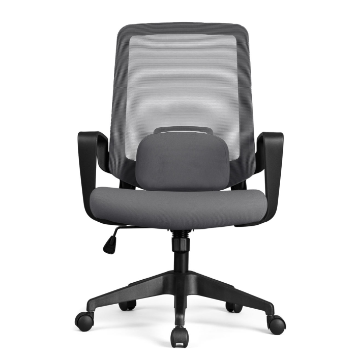 # BLACK NOVEMBER # Cadeira Escritório DT3 Office Armeria Series Verana V2 Grey - 12072-2