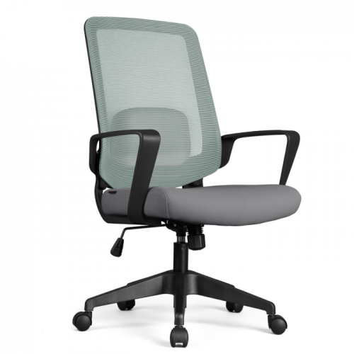 # BLACK NOVEMBER # Cadeira Escritório DT3 Office Armeria Series Verana V2 Green/Grey - 12074-4
