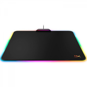 Mousepad Gamer HyperX Fury Ultra RGB (360x300mm) - HX-MPFU-M