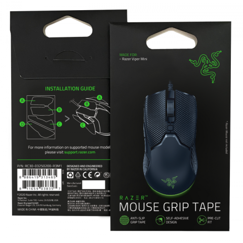 Mouse Grip Tape Razer para Viper Mini